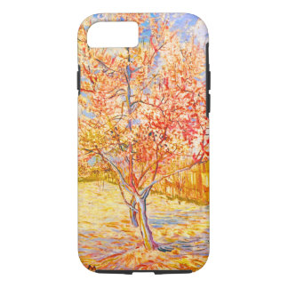 Vincent Van Gogh Peach Tree in Blossom Vintage iPhone 8/7 Case