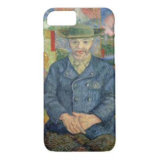 Vincent van Gogh | Pere Tanguy (Father Tanguy) iPhone 7 Case