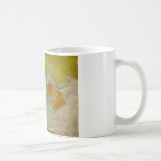 Vincent van Gogh - Piles of French Novels Coffee Mug