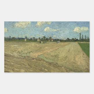 Vincent van Gogh - Ploughed Fields