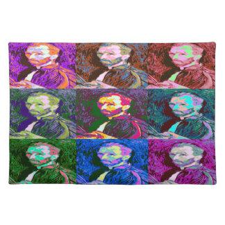 Vincent van Gogh Pop Art Placemat