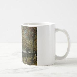 Vincent van Gogh - Poplars near Nuenen Coffee Mug