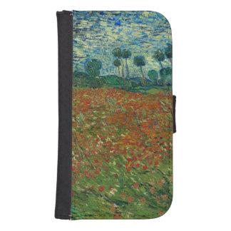 Vincent van Gogh - Poppy field Phone Wallet