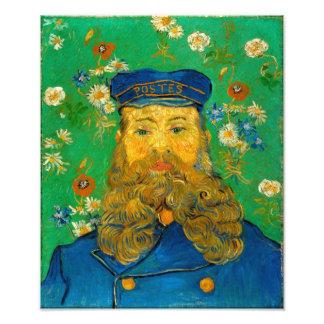 Vincent van Gogh - portrait de Joseph Roulin Photographies D'art
