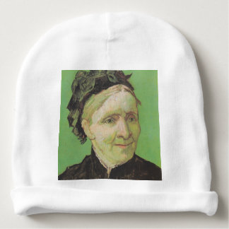 Vincent Van Gogh Portrait of Artist's Mother Art Baby Beanie