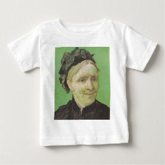 Vincent Van Gogh Portrait of Artist's Mother Art Baby T-Shirt