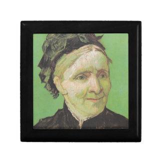 Vincent Van Gogh Portrait of Artist's Mother Art Gift Box