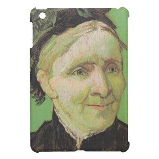 Vincent Van Gogh Portrait of Artist's Mother Art iPad Mini Covers