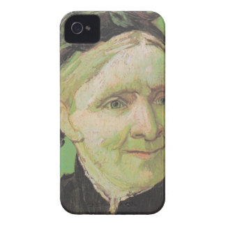 Vincent Van Gogh Portrait of Artist's Mother Art iPhone 4 Case-Mate Case