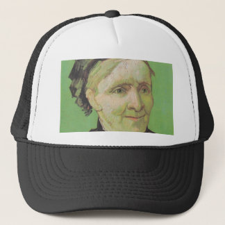 Vincent Van Gogh Portrait of Artist's Mother Art Trucker Hat