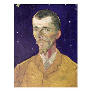 Vincent van Gogh | Portrait of Eugene Boch  1888 Postcard