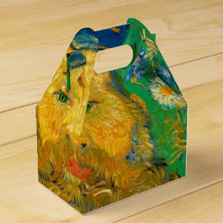 Vincent van Gogh - Portrait of Joseph Roulin Favor Box