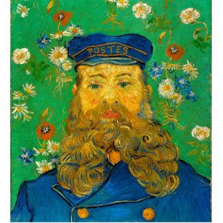 Vincent van Gogh - Portrait of Joseph Roulin Standing Photo Sculpture