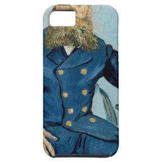 Vincent Van Gogh Portrait of Postman Joseph Roulin Case For The iPhone 5
