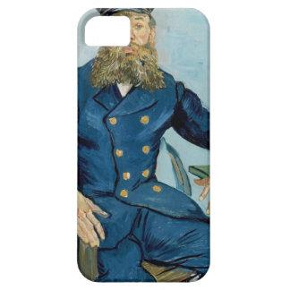 Vincent Van Gogh Portrait of Postman Joseph Roulin iPhone 5 Case