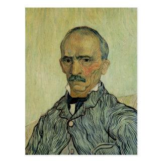 Vincent van Gogh | Portrait of Superintendant Postcard