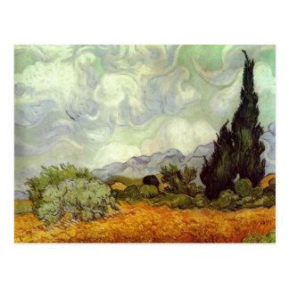 Vincent Van Gogh Postcard