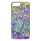 Vincent Van Gogh Purple Irises Floral Fine Art iPhone 8 Plus/7 Plus Case