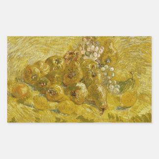 Vincent van Gogh - Quinces, Lemons, Pears