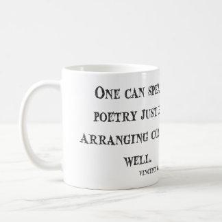 Vincent Van Gogh Quote Coffee Mug