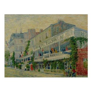 Vincent van Gogh | Restaurant de la Sirene Postcard