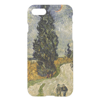 Vincent van Gogh | Road with Cypresses, 1890 iPhone 7 Case