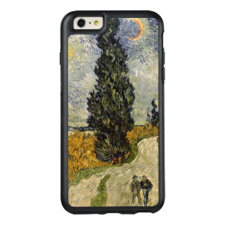 Vincent van Gogh   Road with Cypresses, 1890 OtterBox iPhone 6/6s Plus Case
