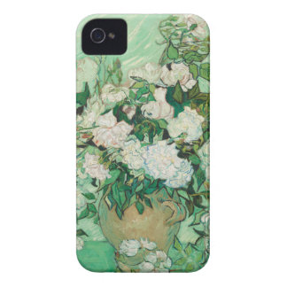 Vincent van Gogh Roses iPhone 4 Case-Mate Cases