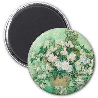 Vincent van Gogh Roses Magnet