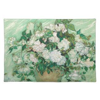 Vincent van Gogh Roses Placemat