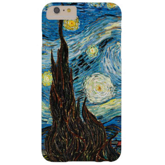Vincent Van Gogh's Starry Night Barely There iPhone 6 Plus Case