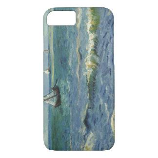 Vincent van Gogh - Seascape near Les Saintes iPhone 7 Case