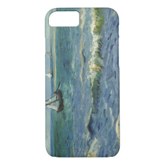 Vincent van Gogh - Seascape near Les Saintes iPhone 8/7 Case