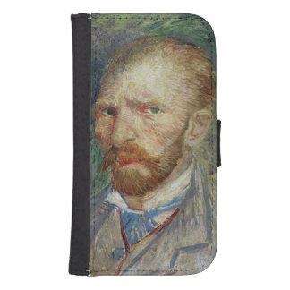 Vincent van Gogh | Self Portrait, 1887 Phone Wallets