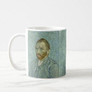 Vincent Van Gogh Self-Portrait 1889 Mug