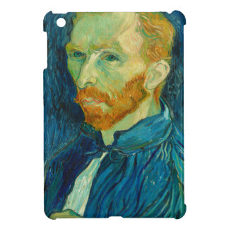 Vincent van Gogh Self Portrait 1889 Painting Cover For The iPad Mini