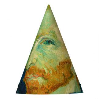 Vincent van Gogh Self Portrait 1889 Painting Party Hat