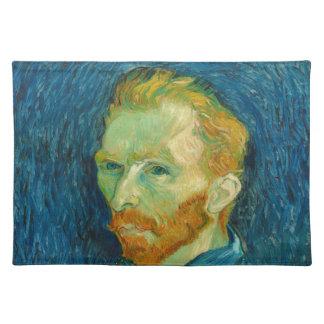 Vincent van Gogh Self Portrait 1889 Painting Placemat