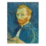 Vincent van Gogh | Self Portrait, 1889 Postcard