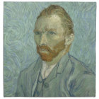Vincent Van Gogh Self Portrait Classic Art work Napkin