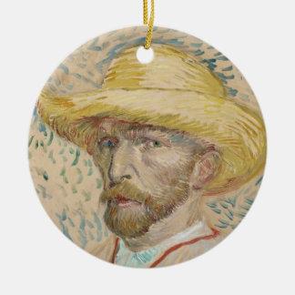 Vincent van Gogh, Self-portrait Ornament
