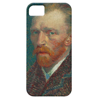 Vincent Van Gogh - Self Portrait Painting iPhone 5 Case