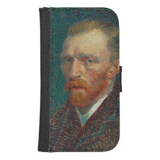Vincent Van Gogh Self-Portrait Phone Wallet Case