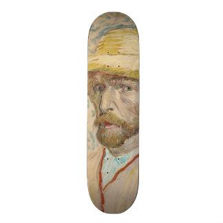 Vincent van Gogh - Self-portrait Skate Board Deck