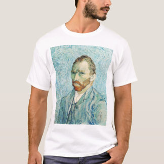 Vincent Van Gogh Self-Portrait T-Shirt