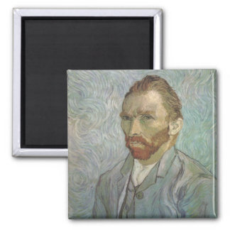 Vincent  Van Gogh Self Storage Magnet
