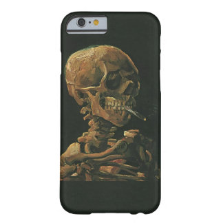 Vincent van Gogh Skull Smoking Cigarette Barely There iPhone 6 Case