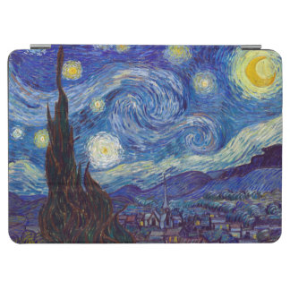 VINCENT VAN GOGH - Starry night 1889 iPad Air Cover