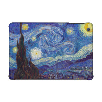 VINCENT VAN GOGH - Starry night 1889 iPad Mini Retina Covers