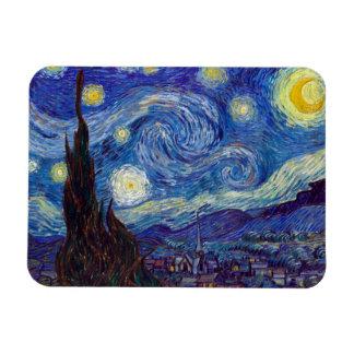 VINCENT VAN GOGH - Starry night 1889 Magnet
